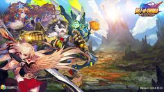 Art Of Sword En - Enjoy colorful Art of Sword En with different character to choose from.