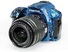 pentax-K30 wet