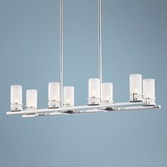 "George Kovacs Rings Collection 17 1/2"" Wide Chandelier -"