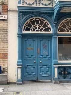 Turquoise Door, Dublin 2020 Turquoise Door, Dublin, Tall Cabinet Storage, Ireland, Doors, Home Decor, Decoration Home, Room Decor, Irish