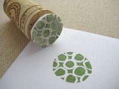 4 idées pour créer des tampons personnalisés | Idée Créative