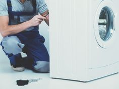 Doorstep Hub provides all types of washing machine repair services by our expert washing machine repair man or technicians at your doorstep. Doorstep Hub is the best washing machine service center to repair any brand and any Type of washing machines in . Domestic Appliances, Home Appliances, Washing Machine Drain Hose, Washing Machines, Machine Service, Leaky Faucet, Home Fix