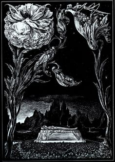 Tales of Mystery and Horror by Edgar Allan Poe (1908) Alberto Martini
