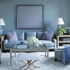 Very soothing blue. #fabulous #happyeaster #hgtv #interiordesigner #interiordesign