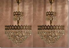 Antik Kronleuchter Lüster Kristall Lampe ~ 27 besten antik kristall kronleuchter & lüster in berlin bilder auf