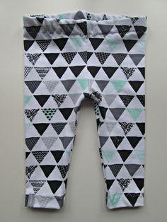 Triangles Leggins