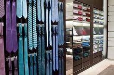 Ermenegildo Zegna flagship store by Peter Marino, Sydney
