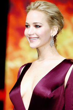 Jennifer Lawrence at the 'Mockingjay: Part 2'World Premiere in Berlin, Germany | November 4