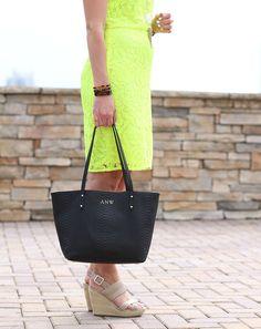 GiGi New York | Black Mini Taylor Tote| Let It Be Beautiful Fashion Blog