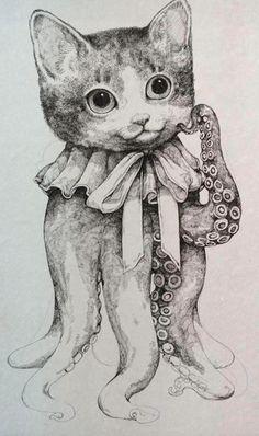 Tokyo-based illustrator Yuko Higuchi.