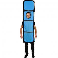 Adult Tetris I Costume
