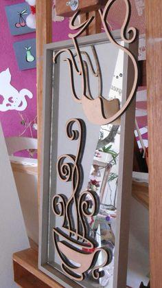 Atelier Toque de Arte: Espelhos - Molduras - Mandalas - Telas e outros Quadros...
