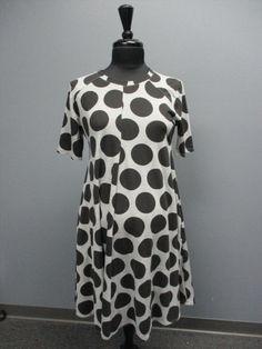 42.56$  Buy here - http://vivwj.justgood.pw/vig/item.php?t=zo2r46039149 - IMANIMO Gray Polka Dot Short Sleeve Maternity Dress Sample NWT Sz S CC4085