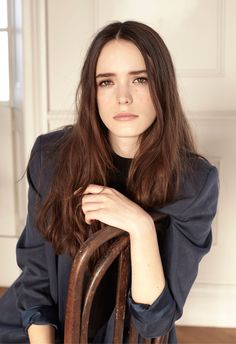 Despite the hubbub over her first major (and majorly titillating) film, actress Stacy Martin would still rather eat chocolate in bed than go to a party.