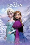 """Frozen: The Junior Novelization by Sarah Nathan. Walt Disney Animation Studios presents an epic tale of adventure and comedy with """"Frozen, """" based on Hans Christian Andersen's classic tale """"The Snow Queen"""" and opening in theaters on November 27. This Junior Novelization includes an eight-page full-color insert of scenes from the movie."""