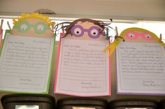 """After reading Hey Little Ant, students write letters to the """"ant bully"""" persuading him not to step on the ant!"""