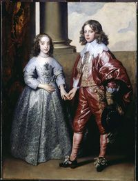 william of orange and mary wedding