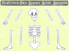 Get your family into the #Halloween spirit with Halloween Howls: Fun and Scary Music PLUS some fun spooky #skeleton printables for your family! @Craftrecordings #SpookyScarySkeletons #HalloweenAtHome #ad Halloween Soundtrack, Halloween Dance, Halloween This Year, Spirit Halloween, Halloween Kids, Halloween Treats, Halloween Decorations, Halloween Party, Scary Music