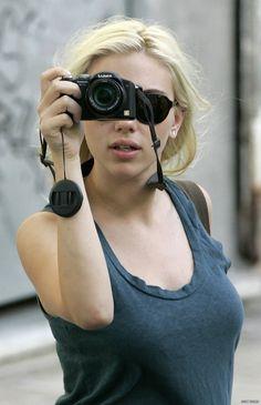 Scarlett Johansson in Vicky Cristina Barcelona
