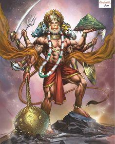 Lord Shiva as Nataraj in creative art painting Hanuman Photos, Hanuman Images, Hanuman Chalisa, Lord Krishna Images, Durga, Hanuman Ji Wallpapers, Lord Vishnu Wallpapers, Shri Ram Wallpaper, Ninja Wallpaper