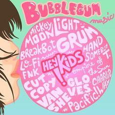 60s Bubble Gum Music