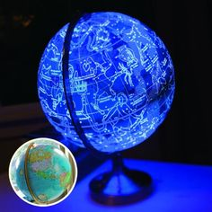 Geography and Astronomy Globe KNG America…