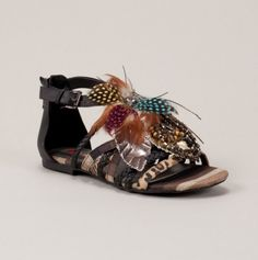Pow Wow Shoe