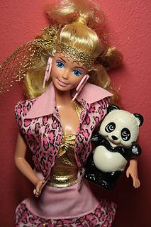 barbie-animal-lovin by 80Barbie collector, via Flickr