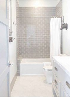 50 small bathroom remodel ideas and bath is one of images from small bathroom renovations. This image's resolution is pixels. Find more small bathroom renovations images like this one in this gallery Ideas Baños, Decor Ideas, Decorating Ideas, Flat Ideas, Upstairs Bathrooms, Small Bathrooms, Small Baths, Luxury Bathrooms, Narrow Bathroom