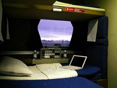 I really want to take a train ride sometime... especially with a sleeper car!