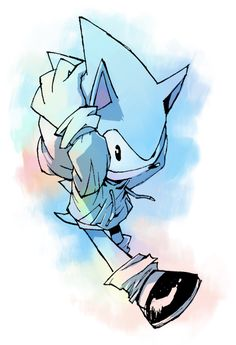 sonic by sujinee on DeviantArt Sonic Fan Art, Sonic Boom, Sonic The Hedgehog, Hedgehog Drawing, Pokemon, Classic Sonic, Sonic Franchise, Sonic And Shadow, Guy Drawing