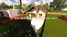 Proiect de casa parter cu calcan Bergenia Bergen, Case, Urban, House Styles, Home Decor, Decoration Home, Room Decor, Home Interior Design, Home Decoration
