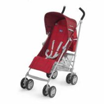Chicco London Stroller (Red Wave)