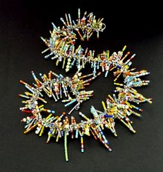 Spiky Necklace - Jean Power