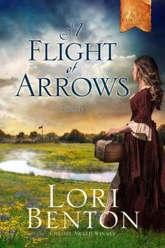 A Flight of Arrows is book two in The Pathfinders series. I definitely recommend reading book one, The Wood's Edge, in order to fully understand who all of the characters are and the situatio…