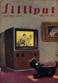 Walter Trier | Lilliput November 1946