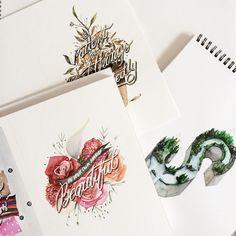 uplifting watercolors