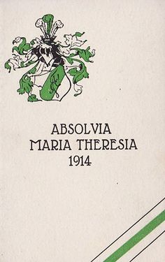 Absolvia Maria-Theresia-Relaschule München 1914