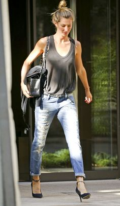 Gisele Bündchen (Foto: The Grosby Group)