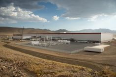 Teslas Gigafactory starts mass producing battery cells