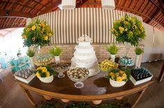 decoracao bodas de ouro - Pesquisa Google