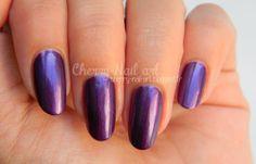 vernis city color auchan violet