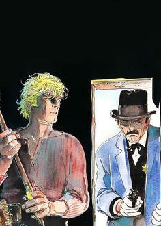 Ken Parker, Joker, Comics, Fictional Characters, American Frontier, Comic, The Joker, Cartoons