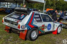 #Lancia #Delta #S4 aux Grandes Heures #Automobiles à #Montlhéry Reportage complet : http://newsdanciennes.com/2015/09/29/grand-format-les-grandes-heures-automobiles/ #Vintage #Cars #Classic_Cars #Voitures #Anciennes