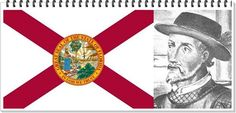 History tells that on 8 april in 1513 year Juan Ponce de Leon discovered Florida. Capital of Florida and the city of Tallahassee. More info: fb.me/18MmHxKBa