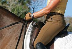 How Do I Perform a Half Halt When Riding My Dressage Horse?