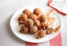 When you're struggling with the afternoon lull, reach for an energy ball to see you through!