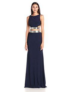 JVN by Jovani Women s Two-Piece Jersey Dress 3f9271ccf