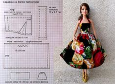 VK is the largest European social network with more than 100 million active users. Sewing Barbie Clothes, Barbie Sewing Patterns, Doll Dress Patterns, Sewing Dolls, Clothing Patterns, Diy Clothes, Ag Dolls, Girl Dolls, Shirt Patterns