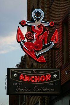 Neon: Anchor